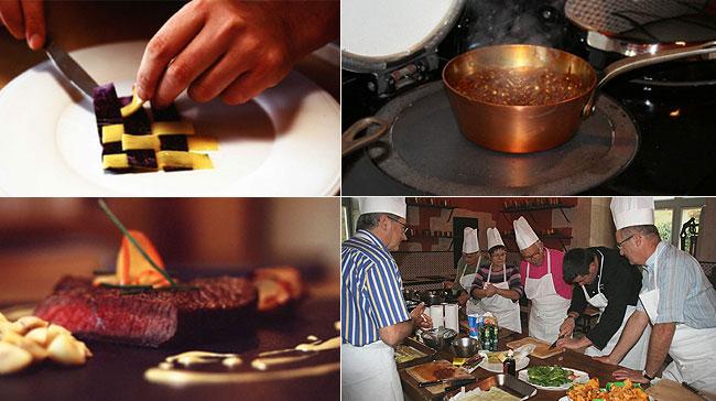 Cours de cuisine ch teau d 39 ancy le franc - Cours de cuisine dijon ...