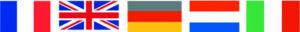 drapeaux audio guide