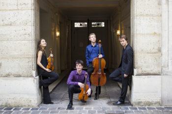 Photo-Quatuor-Abgg Photo ©Floriane.Lormand