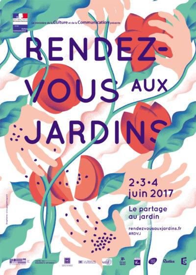 Rendez-vous aux jardins au château d'Ancy le Franc