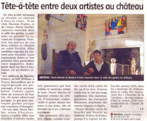 Article Yonne Républicaine 140516