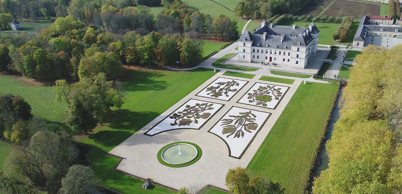Parc et jardins ch teau d 39 ancy le franc for Entreprise parc et jardin
