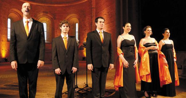 Les Voix Animees Musicancy château d'Ancy le Franc