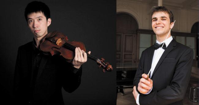 Concert Musicancy Chateau d'Ancy le Franc l'Orchestre de chambre MINES Paris Marc-Antoine Novel Keisuke Tsushima