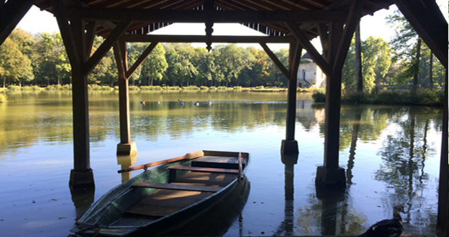barque parc