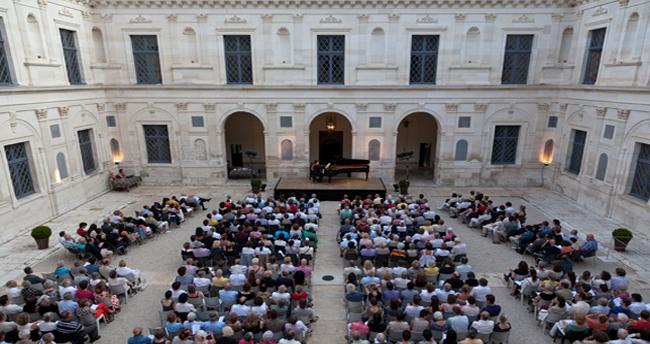 Visite concert Musicancy au château d'Ancy le Franc