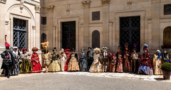 Venise et Vins au Palais au Château d'Ancy le Franc