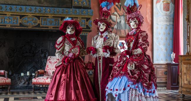 manifestations au château d'Ancy le Franc expositions visites concerts location de salles bourgogne