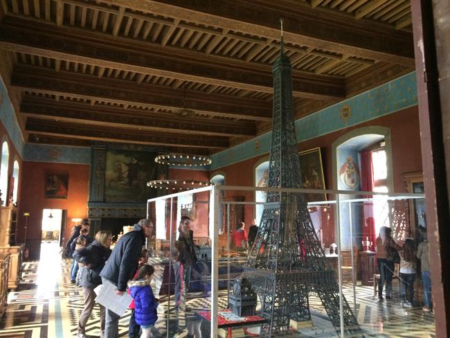 100 Lego Exhibition Château Dancy Le Franc