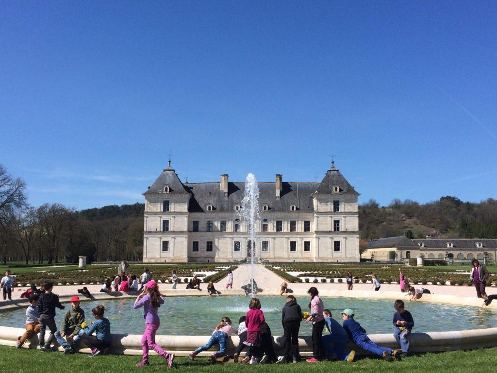 chateau d'Ancy le Franc parc jardin exposition visites bourgogne