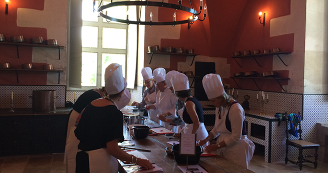 visites chateau cours de cuisine en bourgogne cooking class france bourgogne holidays burgundy castle