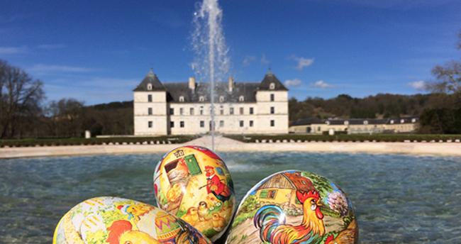 visites vacances de paques en bourgogne easter holidays burgundy