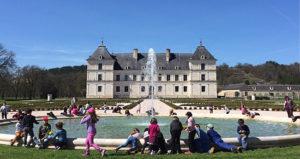 chateau d'Ancy le Franc parc jardin expositions visites avec enfants sortie bourgogne