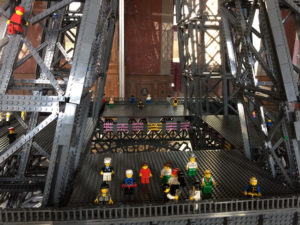 Exposition 100% LEGO 2018 au Château d'Ancy le Franc