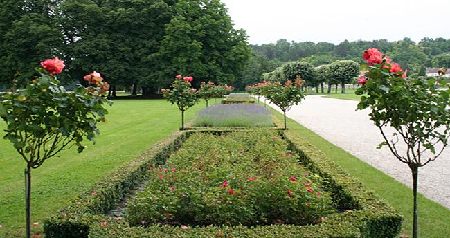 parc et jardins d'Ancy le franc