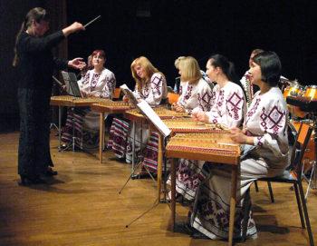 concert au chateau d'Ancy le Franc été 2018