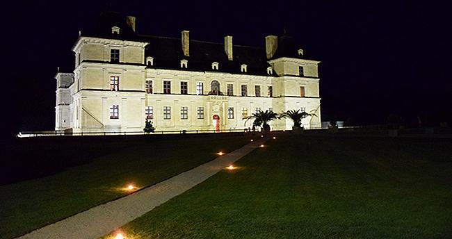 chateau d'ancy le franc visites nocturnes