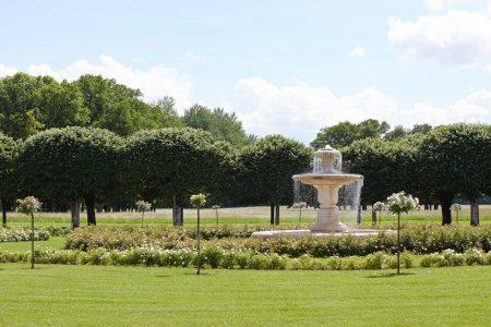 Jardins château ancy le franc bourgogne