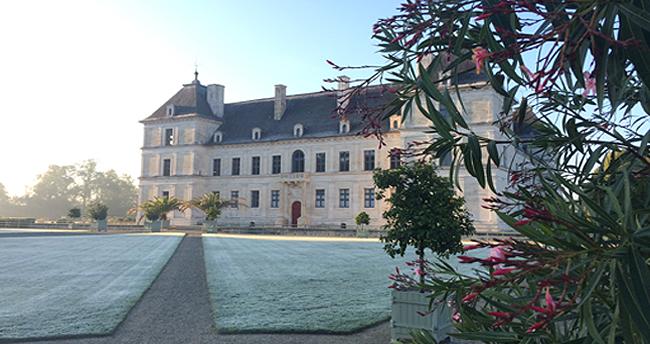 Château d'Ancy le Franc chateau en bourgogne