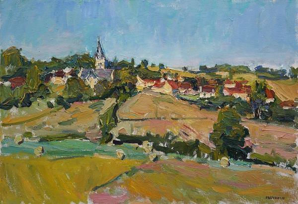 exposition de peintures château d'Ancy le Franc en Bourgogne