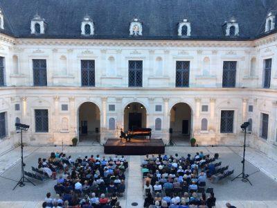 Concerts Musicancy chateau d'Ancy le Franc