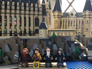 EXPO LEGO BOURGOGNE ANCY LE FRANC CHATEAU