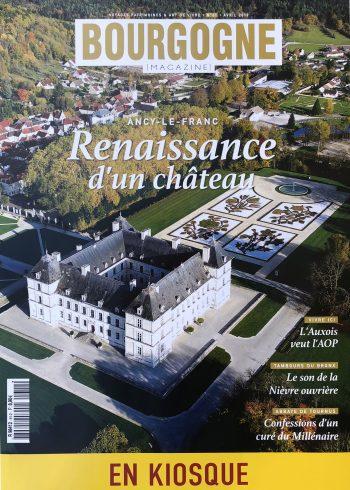 chateau d'ancy le franc bourggne magazine