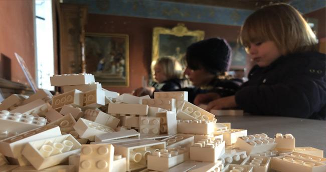 exposition 100% lego chateau dancy le franc Bourgogne