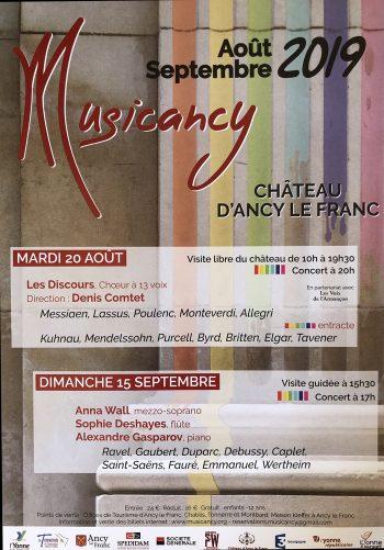 visite concert musicancy