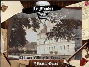 family game escape game jeu de pistes pour enfants château d'ancy le franc ludique famille