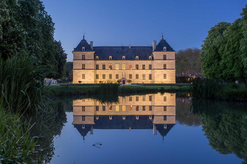 chateau ancy le franc visite en famille vacances en bourgogne