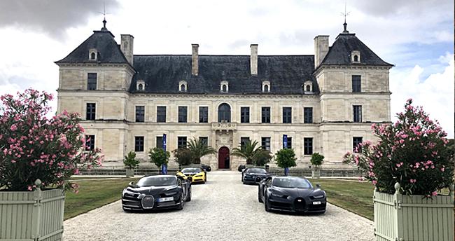 chateau ancy le franc visite en famille vacances toussaint en bourgogne bugatti 100ans