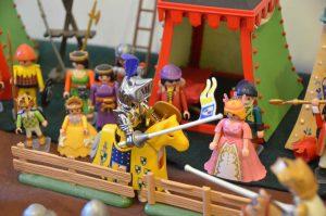 exposition playmobil 2019 château d'ancy le franc en bourgogne vacances de la toussaint