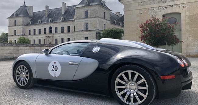 Bugatti100ans au chateau d'ancy le franc grand tour 2019 bugatti rallye bourgogne france voiture de sport