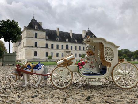 exposition playmobil château d'ancy le franc toussaint sortie bourgogne kids famille