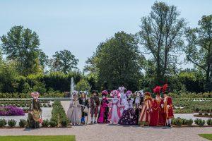 carnaval de venise salon des vins château d'ancy le franc bourgogne