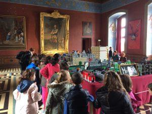 Exposition 100% LEGO credit Château d'Ancy le Franc sortie en bourgogne