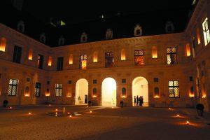 visites Nocturnes Château d'Ancy le Franc