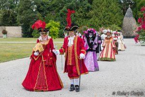 carnaval de venise salon des vins weekend vénitien château d'ancy le franc bourgogne