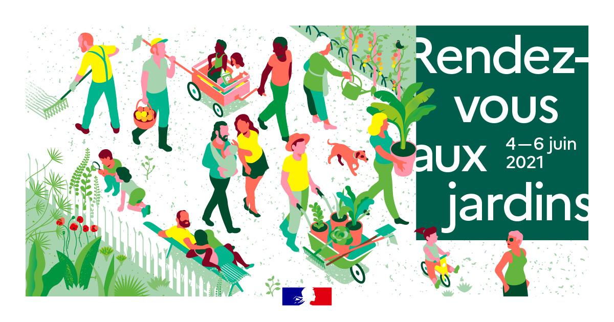 rendez-vous aux jardins 2021 jardin en bourgogne château d'ancy-le-franc landart lego star wars